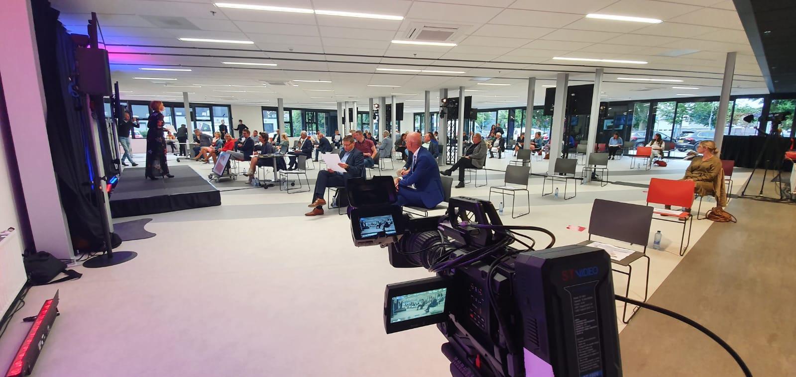 Gemeente Druten – Wijchen Live streamen in corona tijd !!