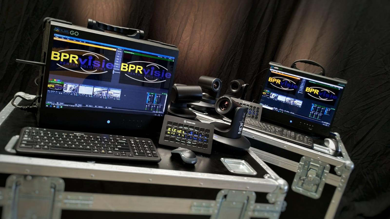 BPRvisie investeert in nieuwe streaming technieken