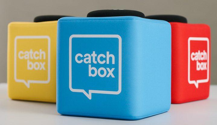De Catchbox: vragen stellen was nog nooit zo leuk!