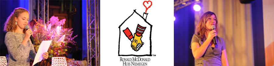 25 Jarig bestaan van het Ronald McDonald Huis Nijmegen